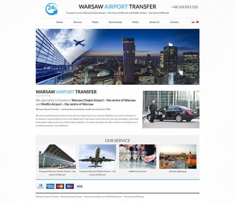 Warsaw Airport Transfer
